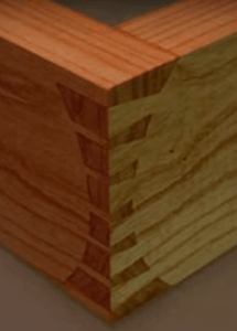 Dovetail Joinery 2