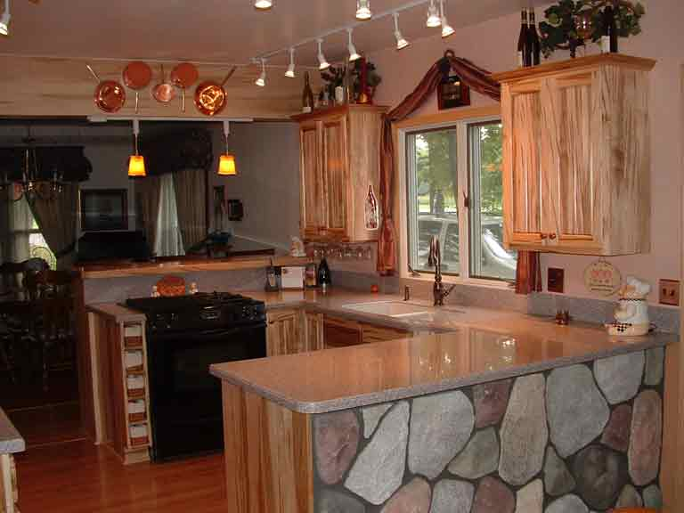 log cabin kitchen cabinets orange towels cabinetry - kitchens and baths | timber country