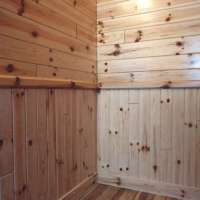 Knotty Pine Paneling - Tongue and Groove   The Woodworkers ...
