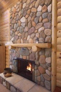 Log Mantels & Accessories   Rustic Fireplace Mantels