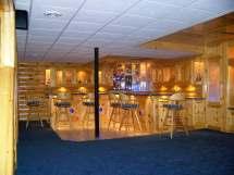 Rustic Man Cave Bar Ideas