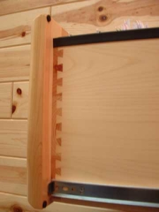 Pine  Cedar Cabinet Doors  Custom Wood Cabinets