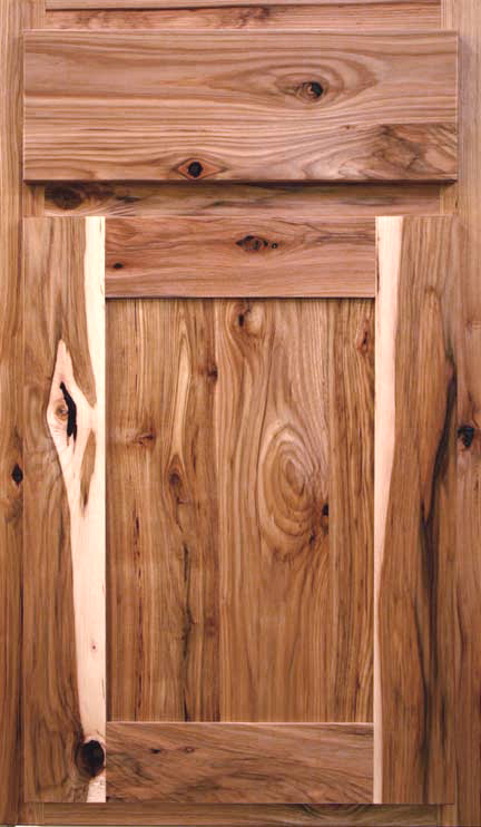 hickory shaker style kitchen cabinets tables and chairs for small spaces pine & cedar cabinet doors | custom wood