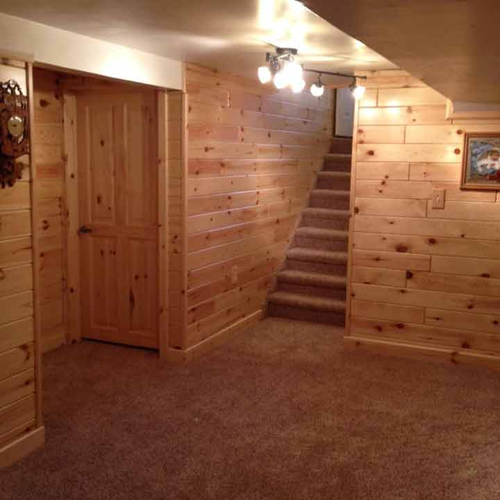 Garage Interior Walls