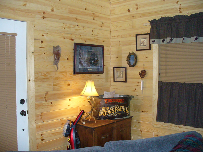 Value Line Grade Panels  Inexpensive Wood Paneling
