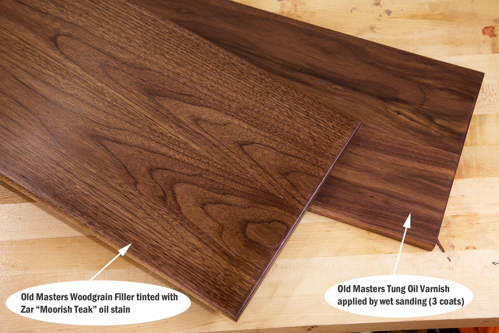 Wood Grain Filler