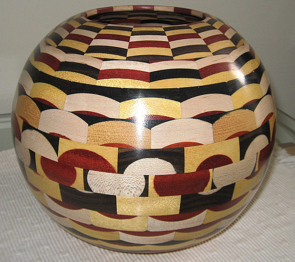 Segmented Wood Bowl Plans