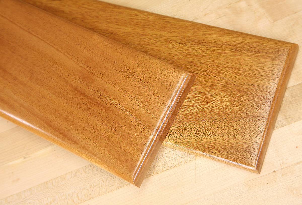 Best Finish For Mahogany Table Top