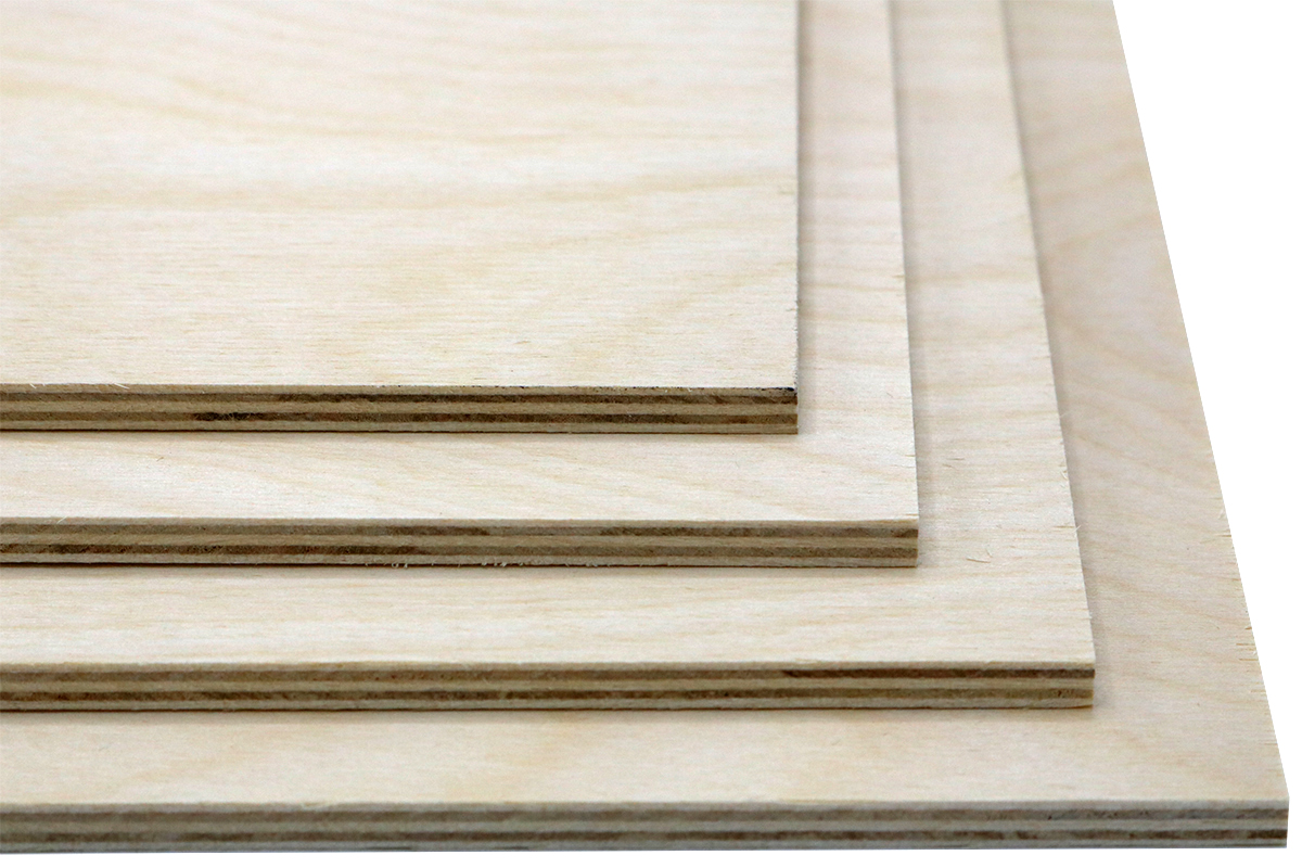 1 Baltic Birch Plywood