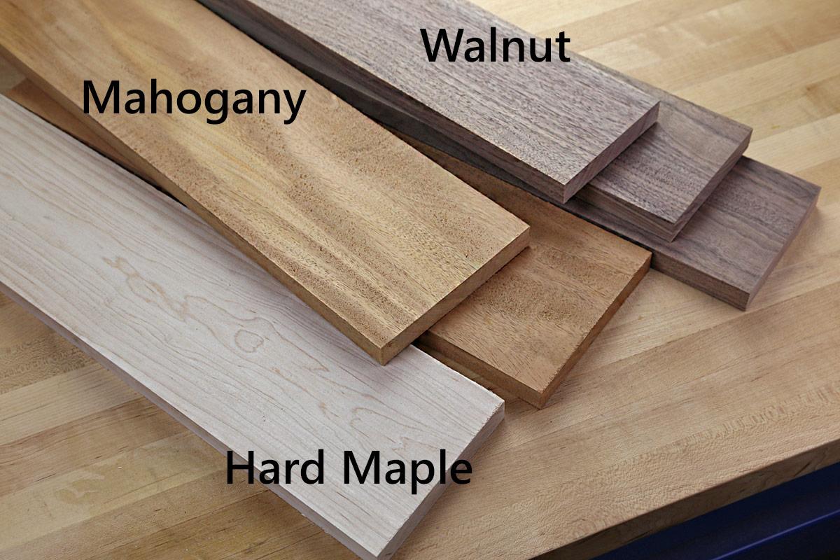 Walnut Wood Vs Mahogany