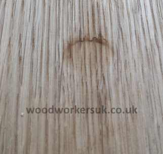 Dented Oak