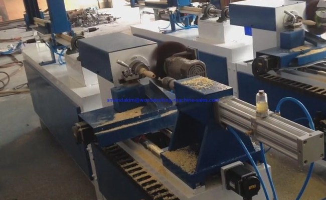 Wooden Toy Wooden Beads Wooden Handle Making Machine