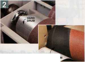 Woodmaster 2675 Drum Sander