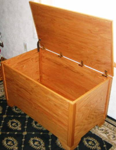 PDF Plans to build a blanket chest DIY Free Plans Download ...