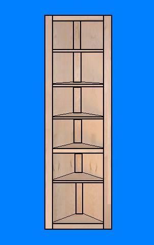 floating corner shelf plans  woodworktips