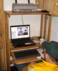 Plans Making A Computer Desk PDF Woodworking
