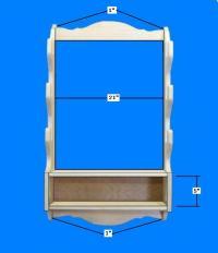 single wood gun rack plans | woodideas
