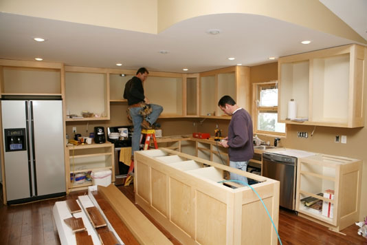Kitchen Cabinet Refacing Franchise Forecasts Growth Woodworking