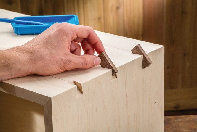 New Rockler Jig For Perfect Dado Joints