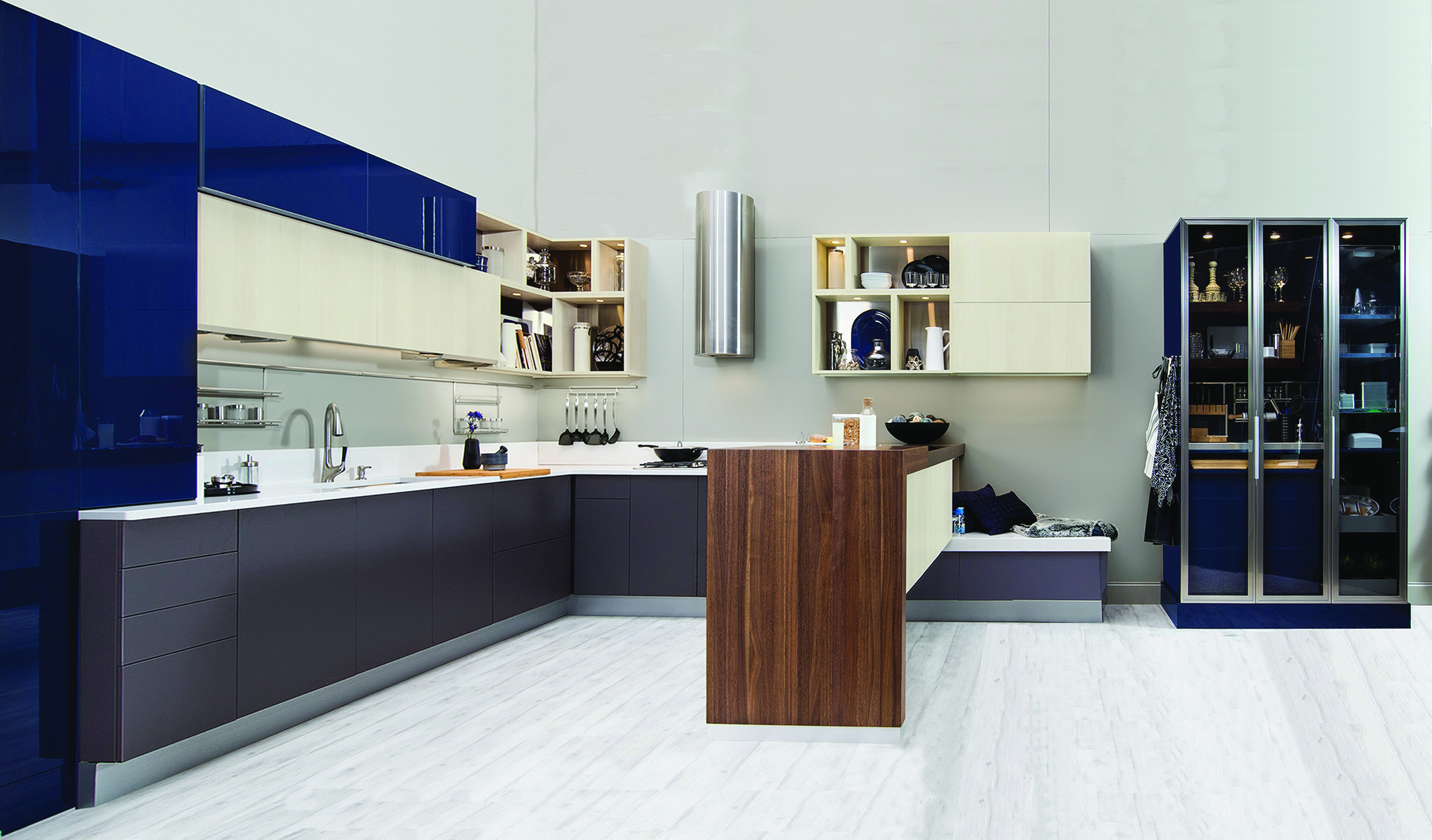 top kitchen cabinets the game cabinet trends frameless paint over stains and soft no longer does a have to be in one color many exhibiters displayed kitchens