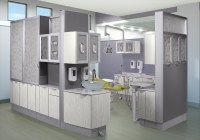 Dental cabinetry line launched by A
