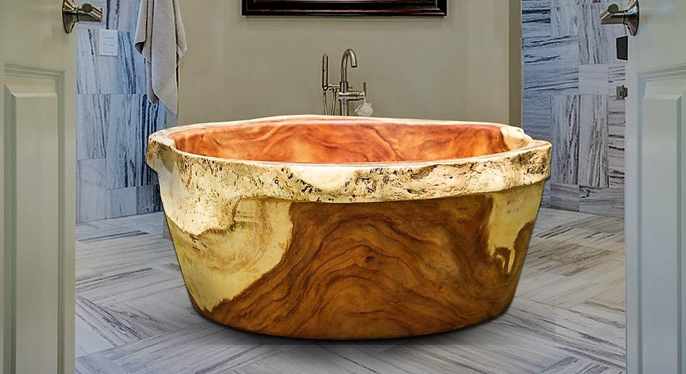 Threeton slab from massive tree makes one of a kind