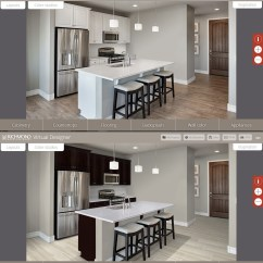 Virtual Kitchen Designer Online Remodel Arizona Home Builder Launches Design Tool