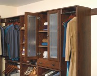 Sauder's WoodTrac to distribute closets through kitchen ...