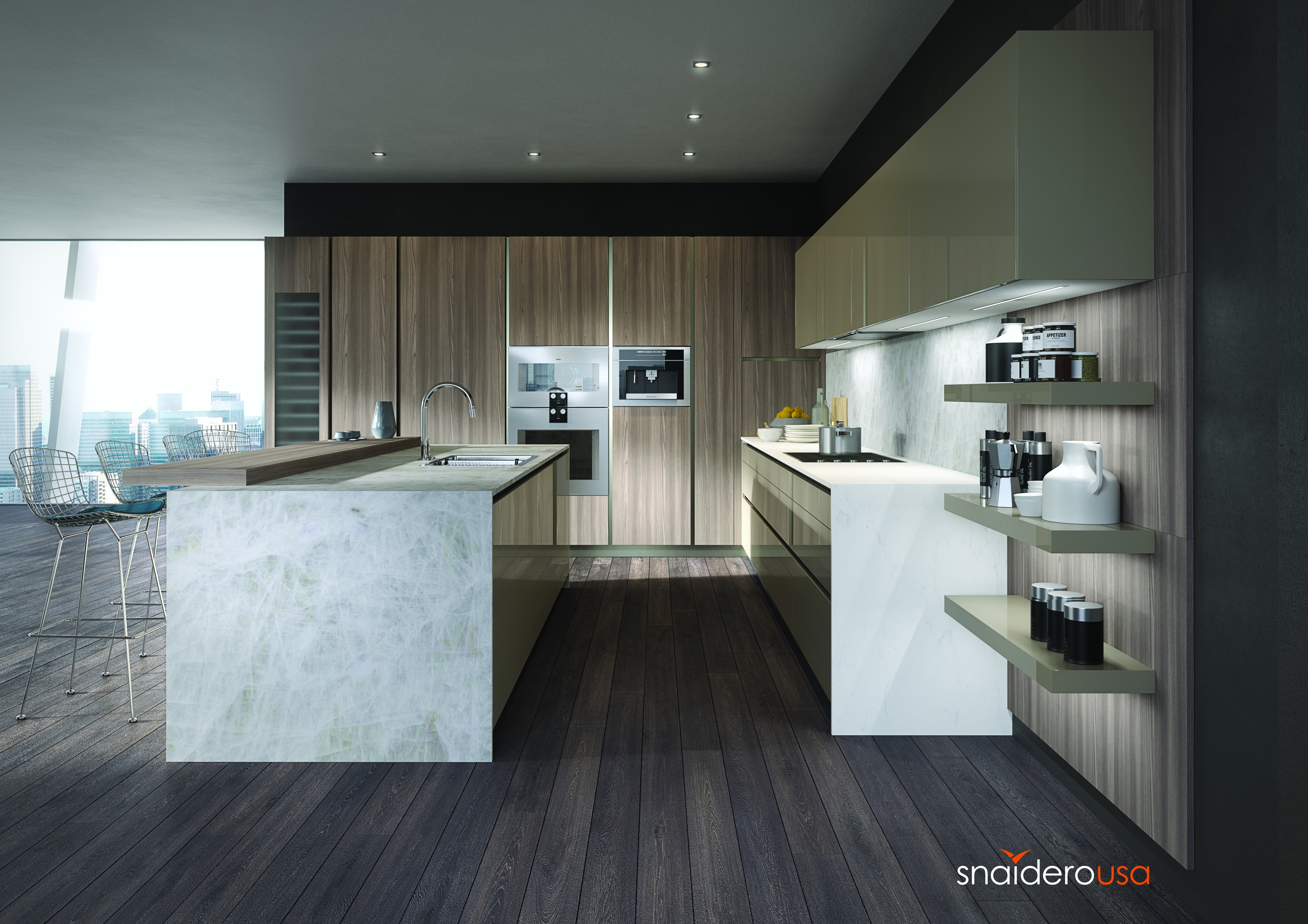 Italian highrise cabinetry firm develops traditional line for US market  Woodworking Network