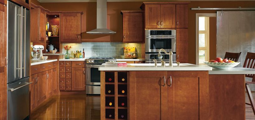Thomasville Cabinetry is most recommended by women