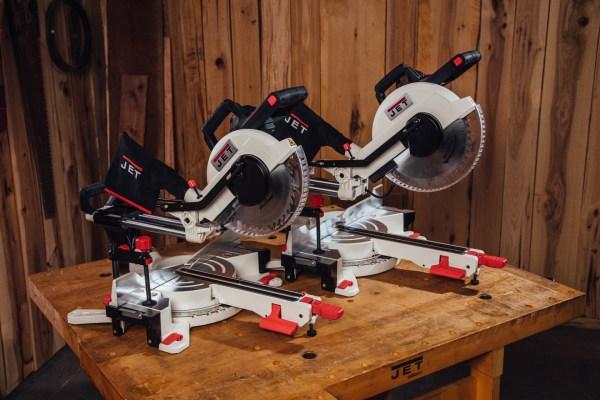 10- & 12- Sliding Compound Miter Saws Woodworking Network