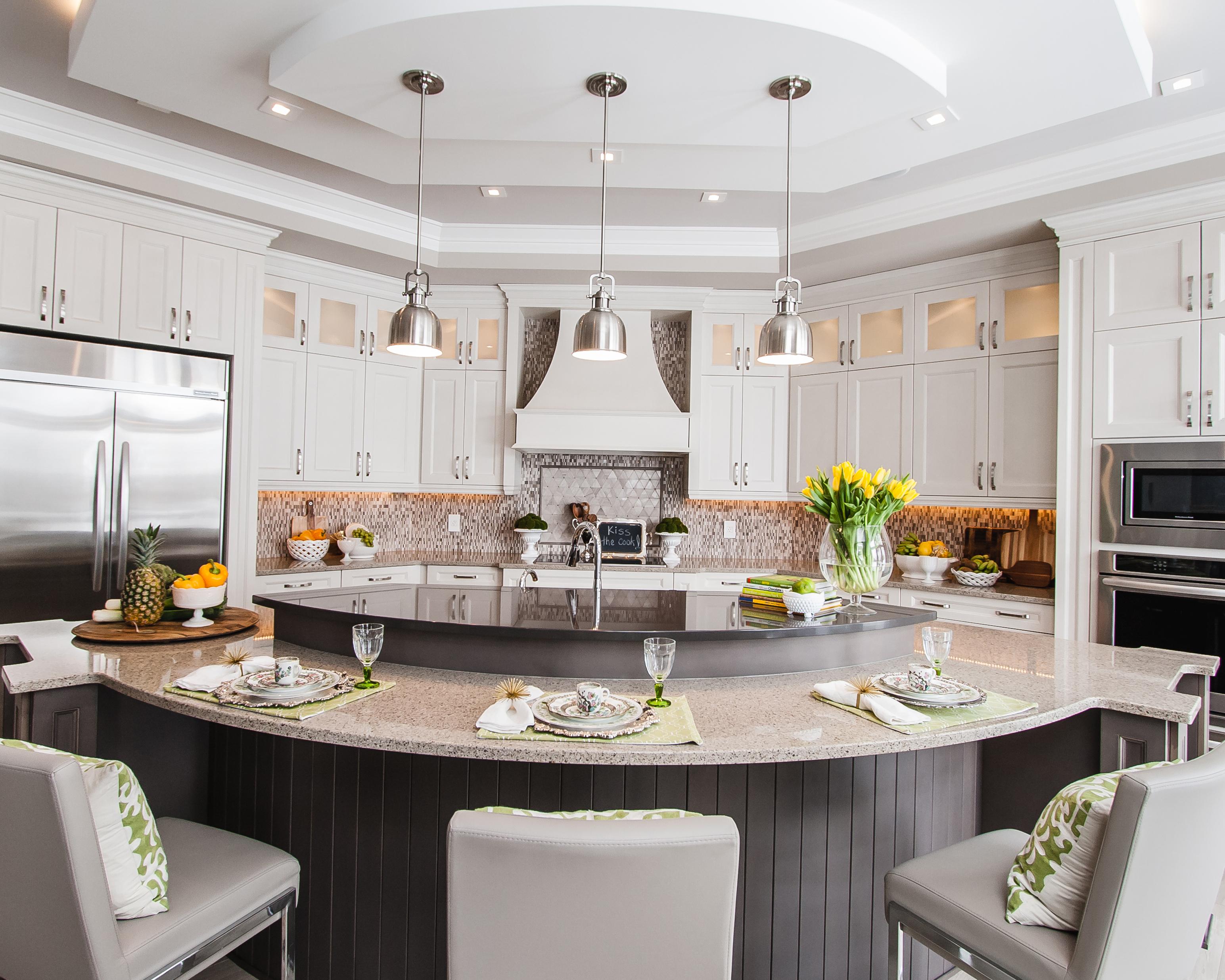 Show Home Decorating Ideas