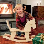 How To Build A Child S Rocking Horse Woodworking Project