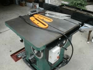 Grizzly 1023z Table Saw
