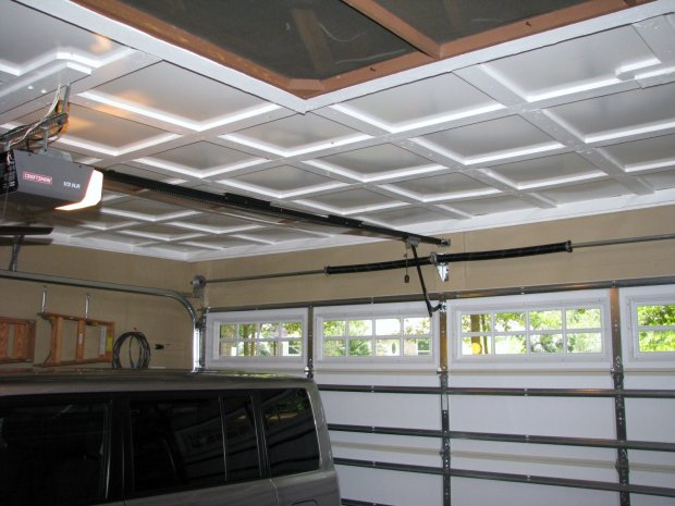 Garage ceiling  Woodworking Talk  Woodworkers Forum