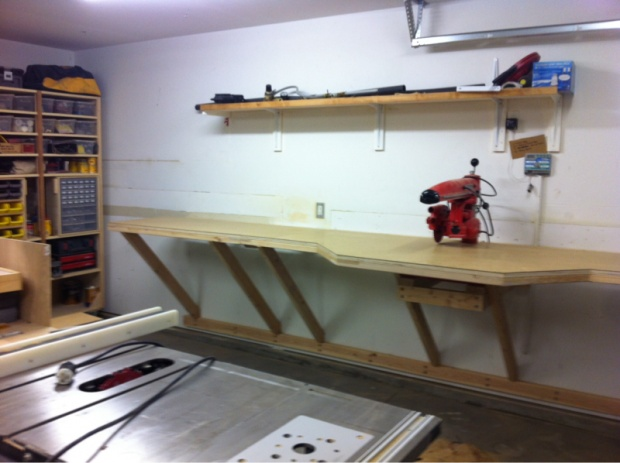 Radial Arm Saw Bench Build  Woodworking Talk  Woodworkers Forum