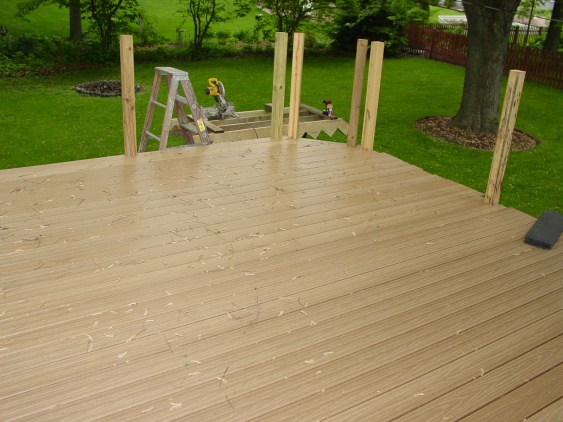 Menards Composite Decking