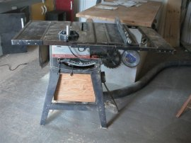 Craftsman 10 Table Saw Fence
