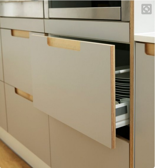 Exposed edge plywood cabinets  Woodworking Talk