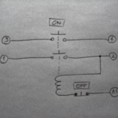 How To Wire A Starter Switch Diagram Two Way Usb Connector Dpst 220v Momentary - Woodworking Talk Woodworkers Forum