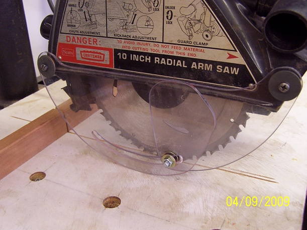 10 Inch Radial Arm Saw Blade