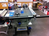 New delta 36-725 13 amp contractor table saw - Woodworking ...