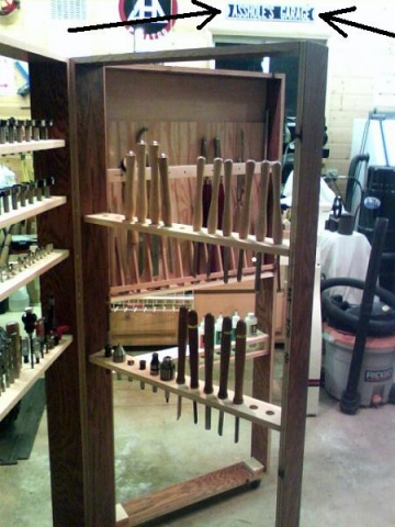 Lathe tool holder ideas - Woodworking Talk - Woodworkers Forum