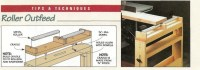 table saw outfeed table ideas - Woodworking Talk ...