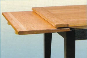 woodworking plans extension table