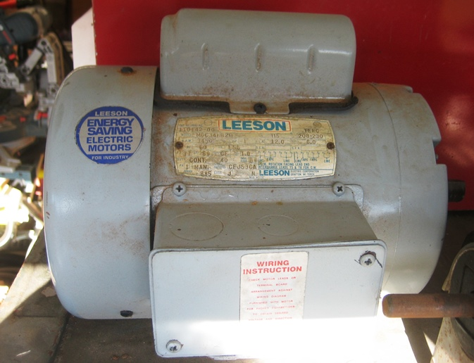 1 Hp Electric Motor For Table Saw