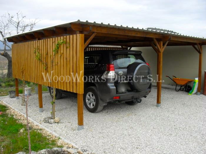 Pergolas Gazebos Car Ports Leantos Sheds Woodworks Direct