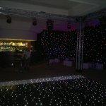 Nightclub and dance floor