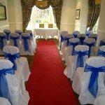 Chelford Suite Ceremony