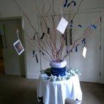 Wishing Tree at Quarry Bank Mill